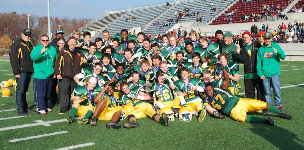 2015-16 SR Boys Football - Westdale SS