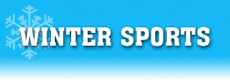 Winter Sports Banner