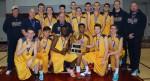 2014-15 Division-I Senior Boys Champions -- Saltfleet District High School