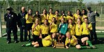 2014-15 Division-I Girls Soccer Champions - Westdale Warriors