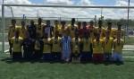 2014-15 Boys Soccer Champions - Sir John A. Macdonald