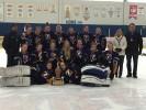 Saltfleet DHS 2014-15 Girls Division-I Hockey Champions