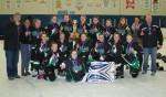 Sherwood Secondary School - 2014-15 Girls Division-II Hockey Champions