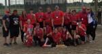 Sir Winston Churchill Bulldogs - 2014-15 Girls Slo-Pitch Champions