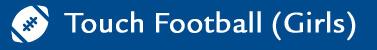 Touch Football - Girls