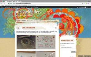 Picture of Kinder Blog