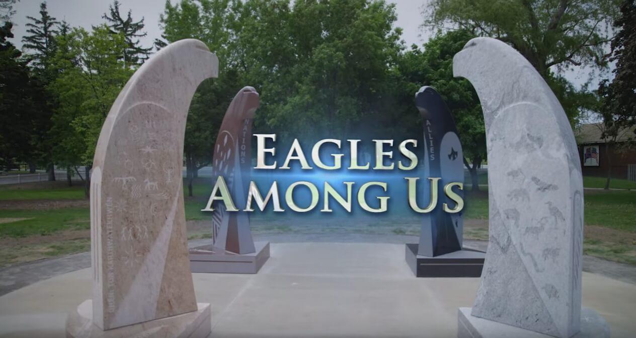 Eagles Among Us