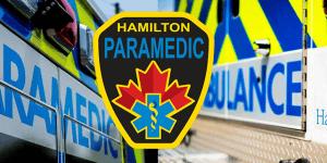 Logo of Hamilton Paramedics