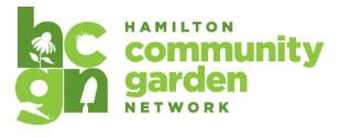 Hamilton Community Garden Network logo