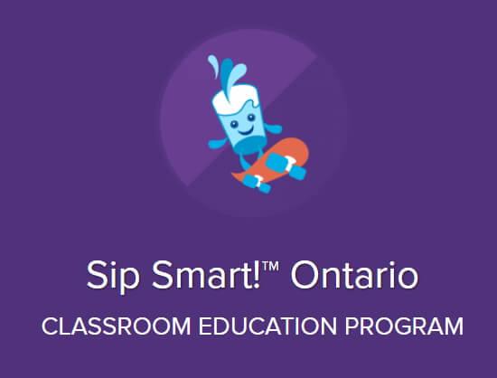 Sip Smart! Ontario Logo