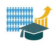 graphic of graduation rates