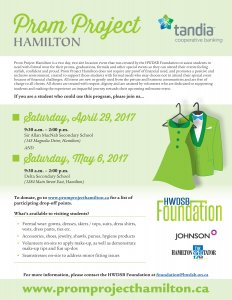 Prom Project Hamilton