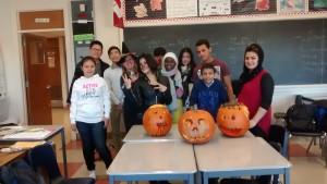 U of T pumpkins