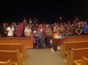 Deborah Ellis visits Glendale's ESL community
