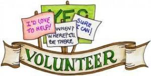 Volunteer - I'd love to help!