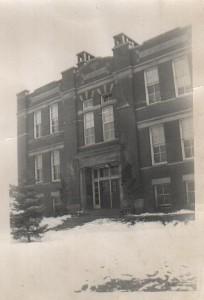 Schools in the 1940s