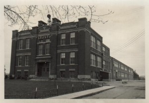 Hillcrest in 1967
