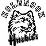 Holbrook Huskies Logo