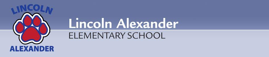 Lincoln Alexander Banner