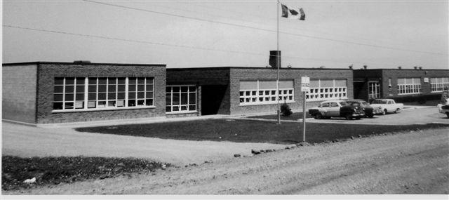 Mount Albion School  in 1959