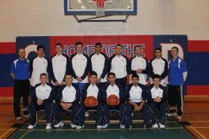 2010-2011 Senior Team