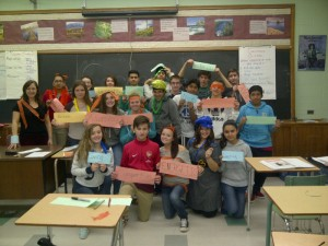 True Colors Personality Inventory with Ms. Boudreau