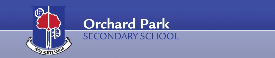 Orchard Park Banner