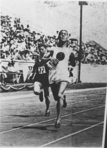 Raymond Gray Lewis Running