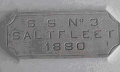 SSN 3 Saltfleet 1880