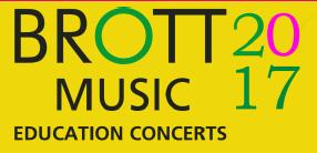 BROTT Music 2017 Education Concerts