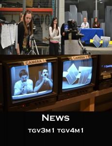 TGV news,documentary done