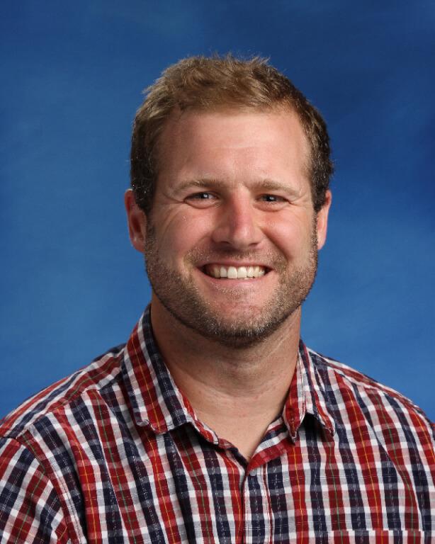 Mr. D. Christie - Teacher