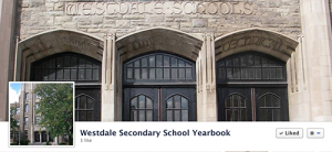 Visit the Westdale Yearbook Facebook page