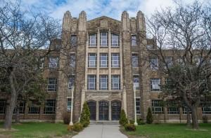 Westdale exterior school picture