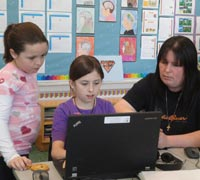 Special Education Services - Students Learning on a computer.