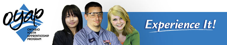 Image result for  Ontario Youth Apprenticeship Program
