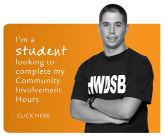 Community Involvement Hours - For Students