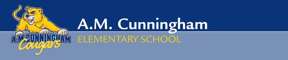 AM Cunningham Banner