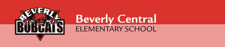 Beverly Central Banner