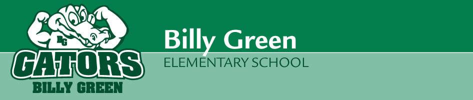 Billy Green Banner
