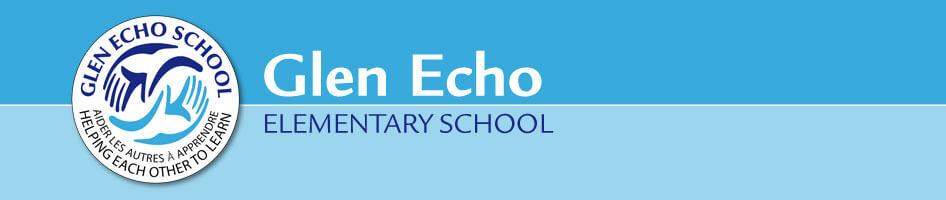 Glen Echo Banner
