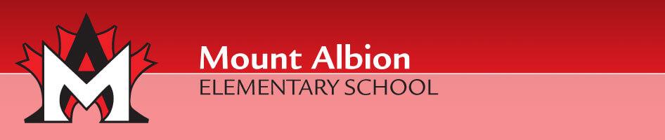 Mount Albion Banner