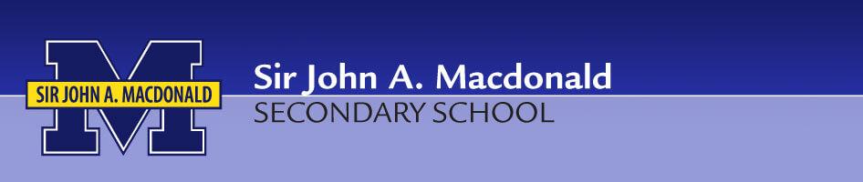 Macdonald Banner