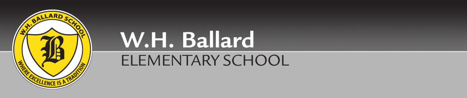 WH Ballard Banner