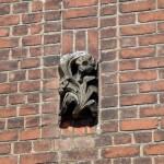 Lloyd George wall insert detail