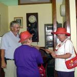 Red Hat Visit