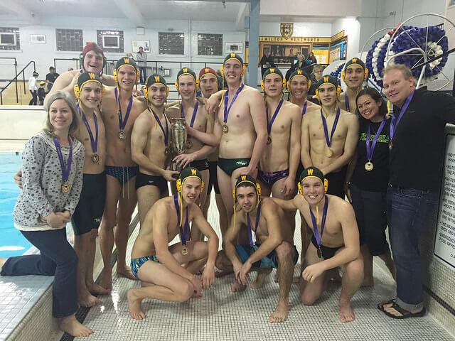 water polo seniors