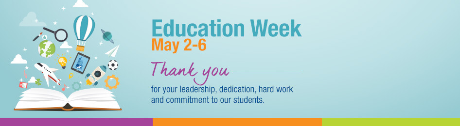Education Week Banner
