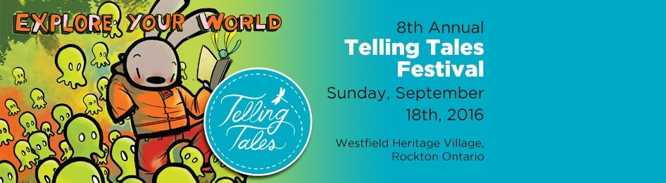 Telling Tales banner