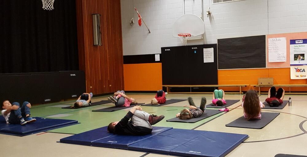 Yoga | Hamilton-Wentworth District School Board